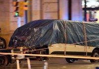 Подушки безопасности остановили теракт в Барселоне