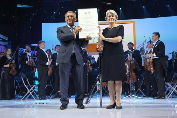 Минтимер Шаймиев стал спецпосланником ЮНЕСКО