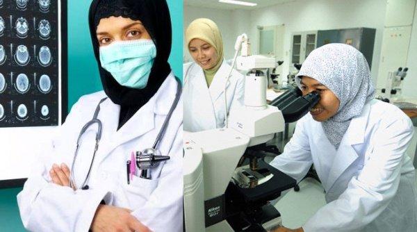 В исламе не существует ни одного предписания, которое бы запрещало женщинам работать.