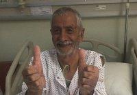 80-летний хаджий выжил после обширного инфаркта в Мекке