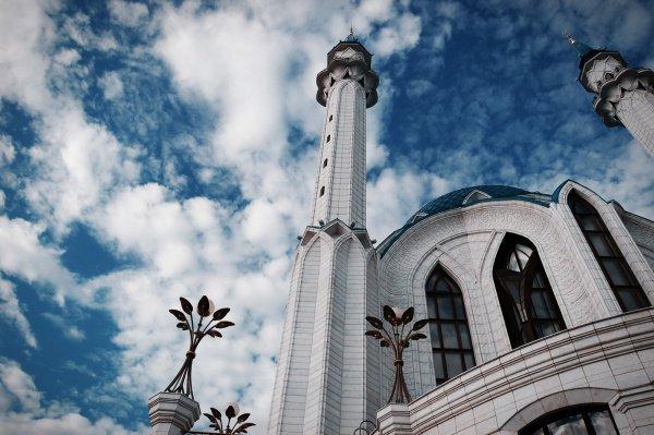 Рисунок мечети нижнекамск