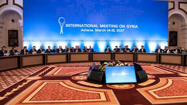 ВКазахстане назвали вероятные даты встречи поСирии вАстане