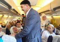 Первая группа ингушских хаджиев вылетела в Саудовскую Аравию