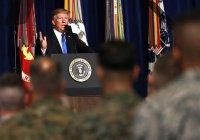 Трамп увеличил число военных в Афганистане