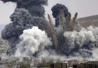100 мирных жителей погибли во время авиаударов коалиции по Ракке