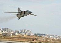 Авиация нанесла удар по ИГИЛ у границы с Ливаном