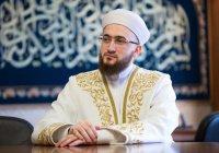 Муфтий Татарстана направил хаджиям видеописьмо