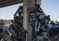 5 человек погибли в автобусной аварии в Турции