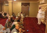 Татарстанским паломникам в Мекке прочитали лекцию о хадже