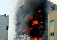В ОАЭ молодой человек спас из пожара 100 человек