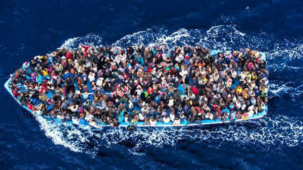 Несмотря на уменьшение числа прибывающих, количество смертей мигрантов остается большим