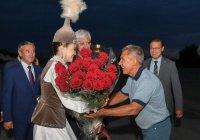 Рустам Минниханов с рабочим визитом прибыл в Казахстан