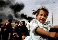 5 российских детей спасли из плена ИГИЛ в Ираке