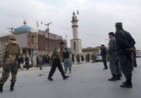 Больше 20 человек погибли при взрыве у мечети в Кабуле