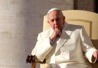 ИГИЛ угрожает расправой Папе Римскому