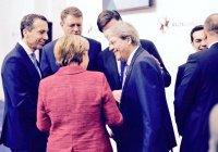 Лидеры европейских стран договорились бороться с потоком мигрантов
