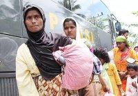 Генсек ООН призвал Бангладеш принять мусульман-рохинья из Мьянмы