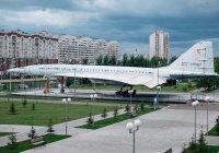 1 сентября возле Ту-144 в Казани появится развлекательная площадка