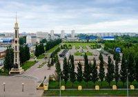 В Казани откроют аллею первоклассников