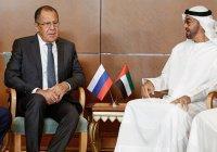 Россия и ОАЭ договорились о сотрудничестве в военной сфере