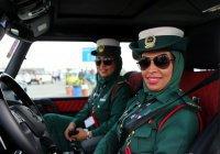 ОАЭ – рекордсмен по количеству женщин в полиции