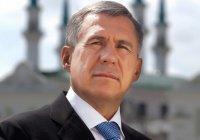 Президент РТ поздравил татарстанцев с Днем Республики