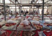 Татарстанские хаджии переехали в долину Мина (Фото)