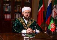 Поздравление муфтия РТ Камиля хазрата Самигуллина с праздником Курбан-байрам