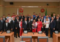 В национальных сборных 350 спортсменов из Татарстана