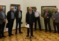Казанский художник награжден золотой медалью графа Шувалова