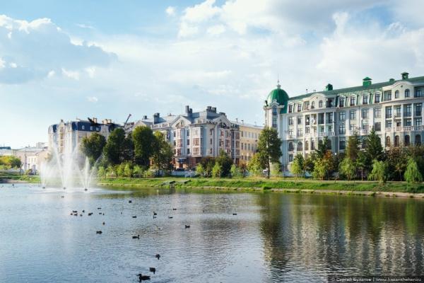 До конца этого года откроется 2-я очередь Горкинско-Ометьевкого леса- самого популярного парка по посещаемости в Казани