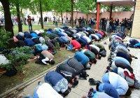Акция в защиту мусульман-рохинджа прошла у посольства Мьянмы в Москве