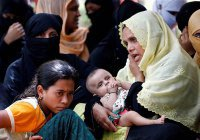 Власти Мьянмы не дают ООН помогать мусульманам-рохинджа