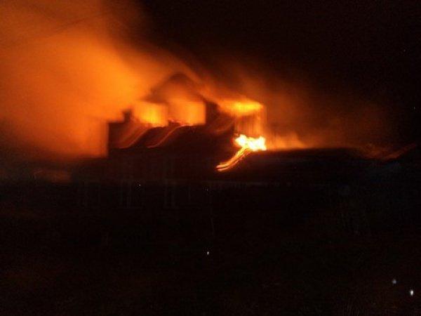 В Татарстане из-за грозы произошло 6 пожаров