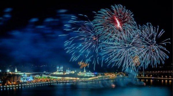 30 августа прошли автомотошоу «Kazan City Racing», праздничный концерт на территории перед Дворцом земледельцев и центром семьи «Казан»