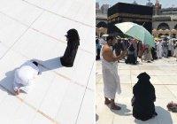 Заботливые супруги-хаджии стали героями социальных сетей