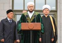 Муфтий РТ: наша задача – показать миру наследие великих татарских богословов