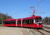 Казань получит 10 новых трамваев