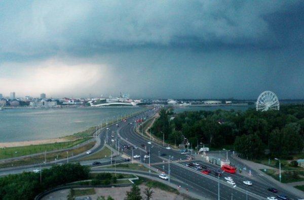 В целом по Татарстану в предстоящую среду, 6 сентября, ожидается переменная облачность, без осадков