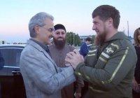 Рамзан Кадыров встретился с саудовским принцем