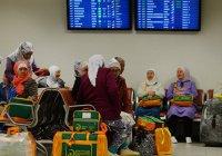 Татарстанские хаджии возвращаются из Саудовской Аравии