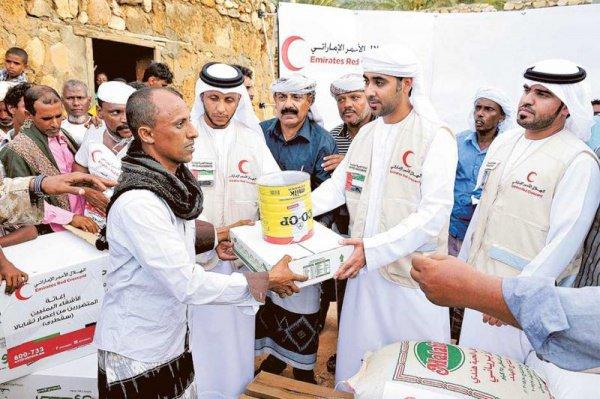 2017-й объявлен в ОАЭ годом благотворительности.
