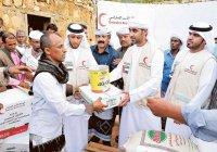 ОАЭ признали одной из самых щедрых стран мира