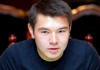 Внук Назарбаева: «От наркотиков меня спасли Всевышний и дед»