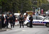 В пригороде Парижа – масштабная антитеррористическая операция