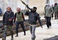 Против сирийской армии объединились 40 террористических группировок