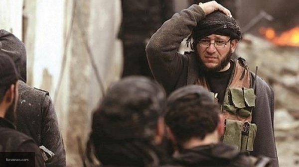 Боевики ИГИЛ бегут из Дэйр-эз-Зора.