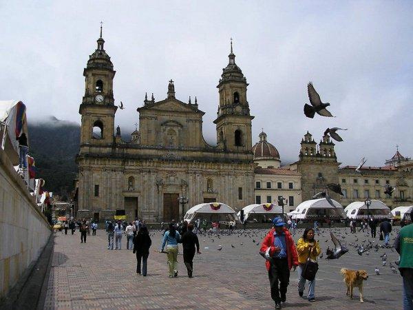 Самым опасным местом для туристов оказалась Колумбия.