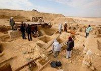 Массовое захоронение бедняков времен Древнего Египта нашли в Луксоре