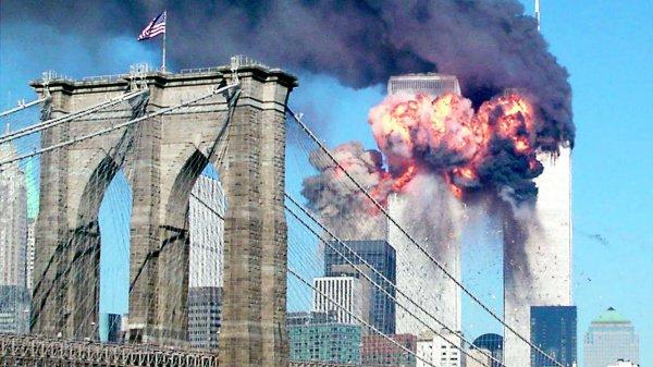 Жертвами терактов 11 сентября стали 2977 человек.